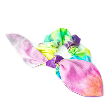 The Ari Tie Dye Scrunchie