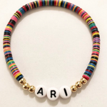 The Pot of Gold At The End of the Rainbow Bracelet