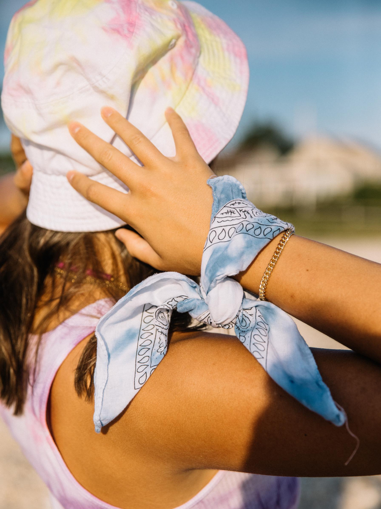 The Barbie - Tie Dye Bandana