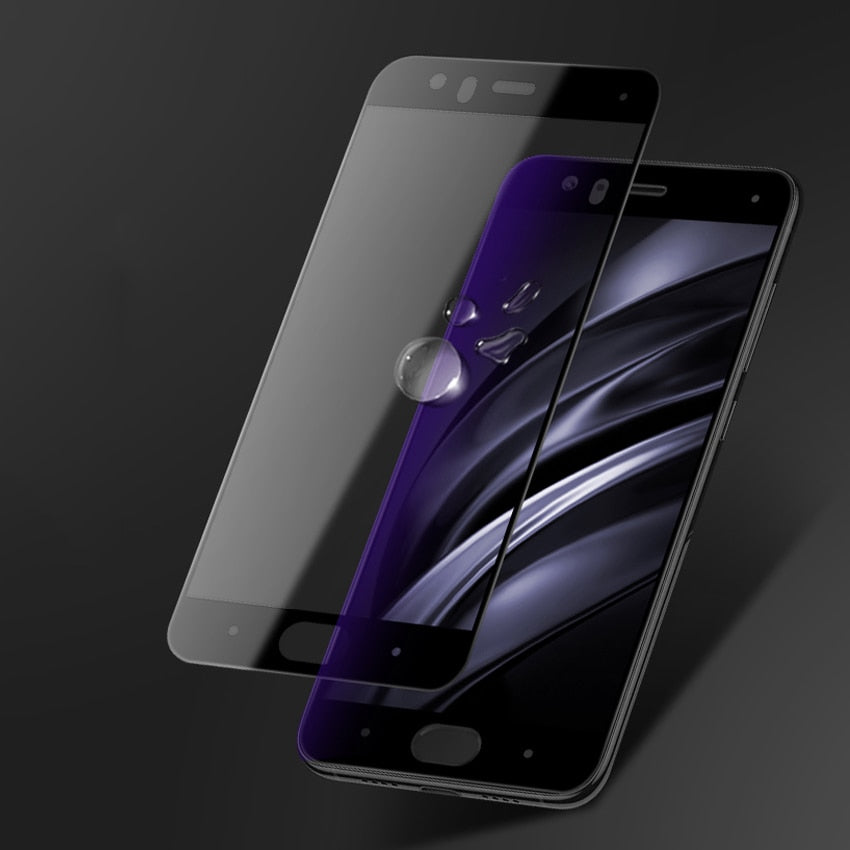 3D Protective film Screen Protector Tempered Glass For Xiaomi Mi 6