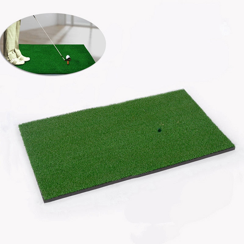 Backyard Golf Mat Golf Training Aids Outdoor/Indoor Hitting Pad Practice Grass Mat Game Golf Training Mat Grassroots 60x30cm