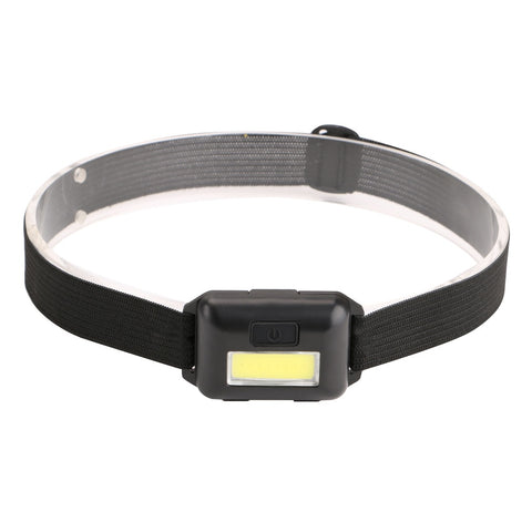COB LED Mini Headlamp Headlight 3 Modes Rainproof Head Torch Flashlight Head Lanterna For Outdoor Camping Fishing