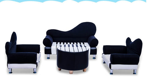 Children's Cartoon art sofa