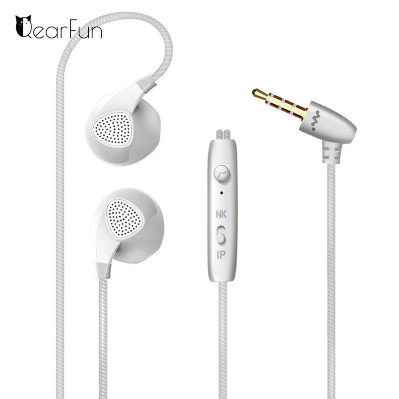 Fashion Sport Earphone Running Music Headphones 3.5MM Auriculares Headset Earbuds With microphone for MP3 iPhone Xiaomi Huawei