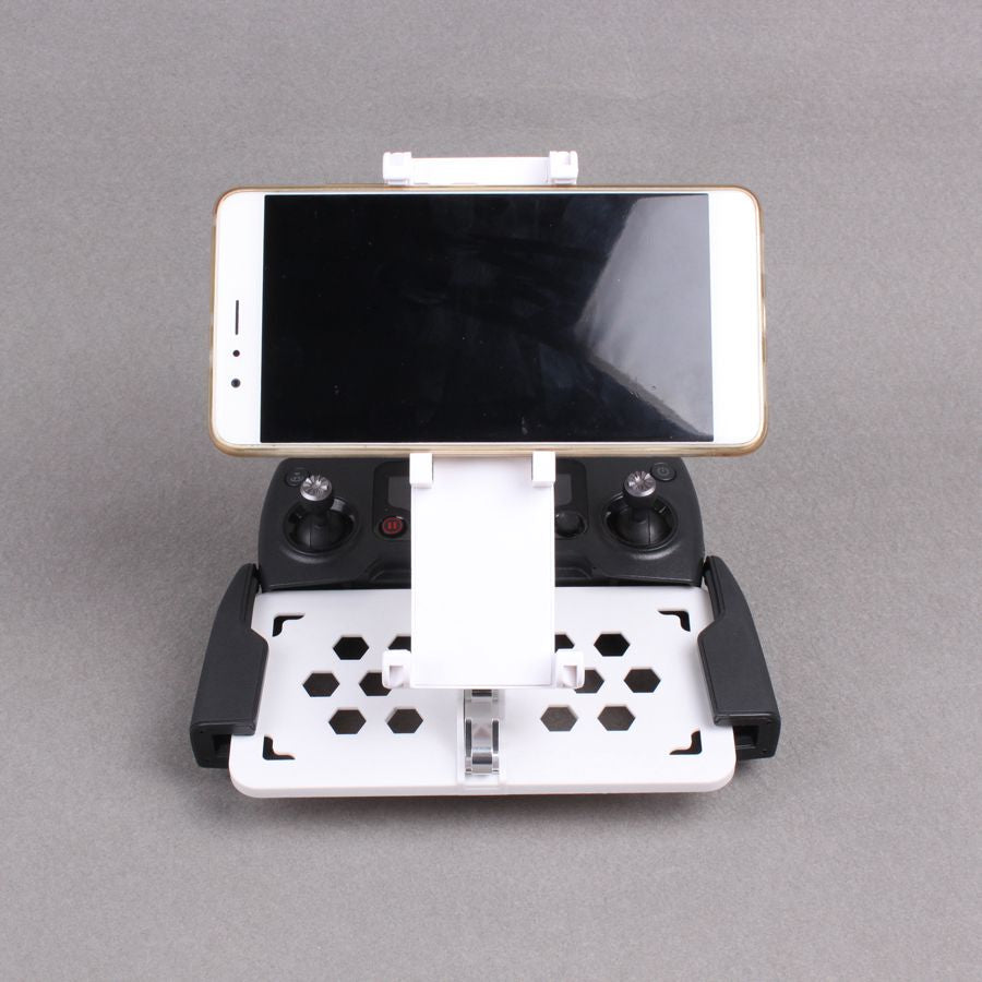 Foldable Phone Smartphone Tablet Stand Holder Mount Clip Stretching Bracket for DJI Mavic Pro Air Spark Remote Control