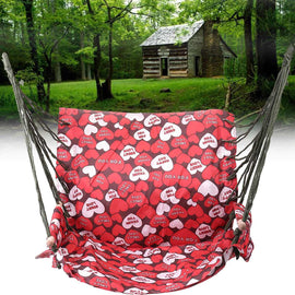 Modern Oxford Fabric Hammock Outdoor Indoor Furniture Swing Hanging Chair Children Adult Garden Dormitory Single Safety Chair