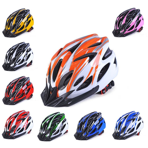Cycling Helmet Bike Hoverboard Unisex Bike Bicycle Helmet Adjustable Multi Color Helmet