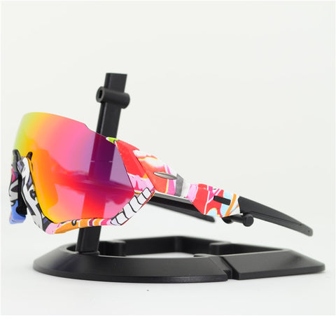 Outdoor Sport Sunglasses Cycling Glasses for Men Women Mountain Bike MTB Bicycle Glasses
