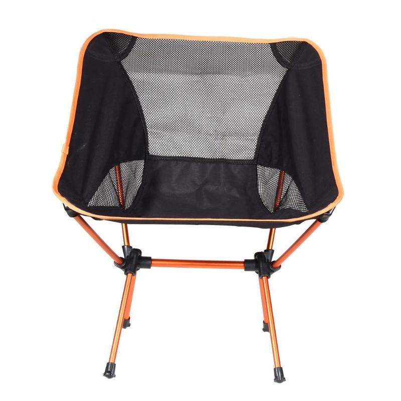 Portable Folding Chair Seat Stool Outdoor Fishing Camping Hiking Beach Chair Lightweight BBQ Picnic Garden Chairs Seat