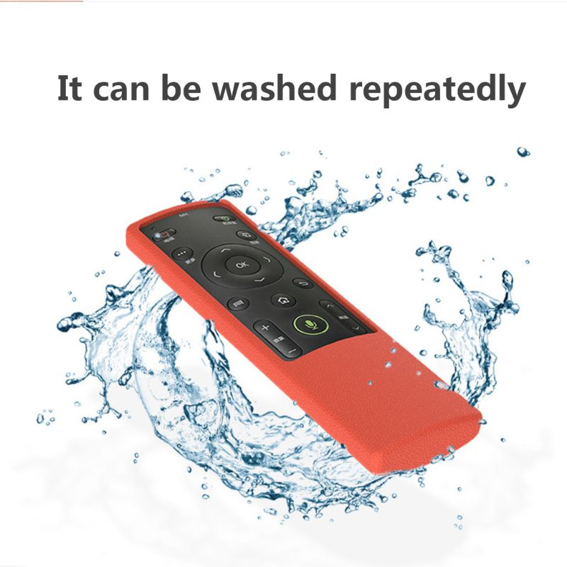 Protective Cover Silicone Case Skin Sleeve Shockproof Washable TV Remote Control Accessories