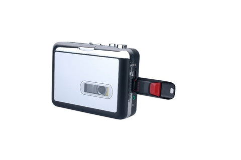 USB MP3 cassette capture to MP3 USB Cassette Capture Tape without PC,USB Cassette Converter MP3 Cassette to MP3
