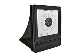 Tactical Airsoft BB Bullet Portable Target Set With Bullet Collect Net Replaceable Target Paper Paintball Shooting Accessory