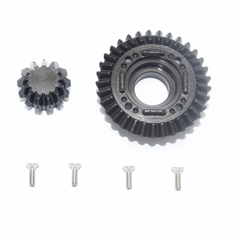Rear Diff Ring & Pinion Gear HD For Traxxas 1/7 UDR Unlimited Desert Inside Rear Gearbox