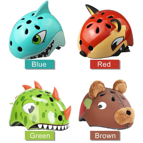 UltraLight Kids Bicycle Helmets Kid Headpiece For Outdoor Sports Riding Skating