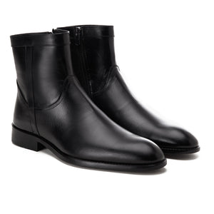 Men's Zipper Ankle Boot
