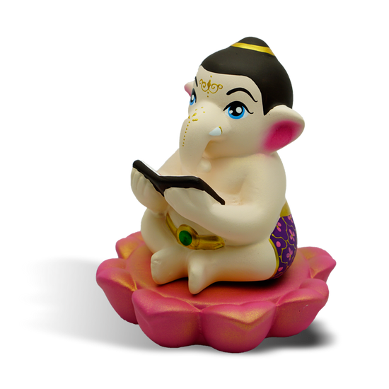 Ganesha Reading