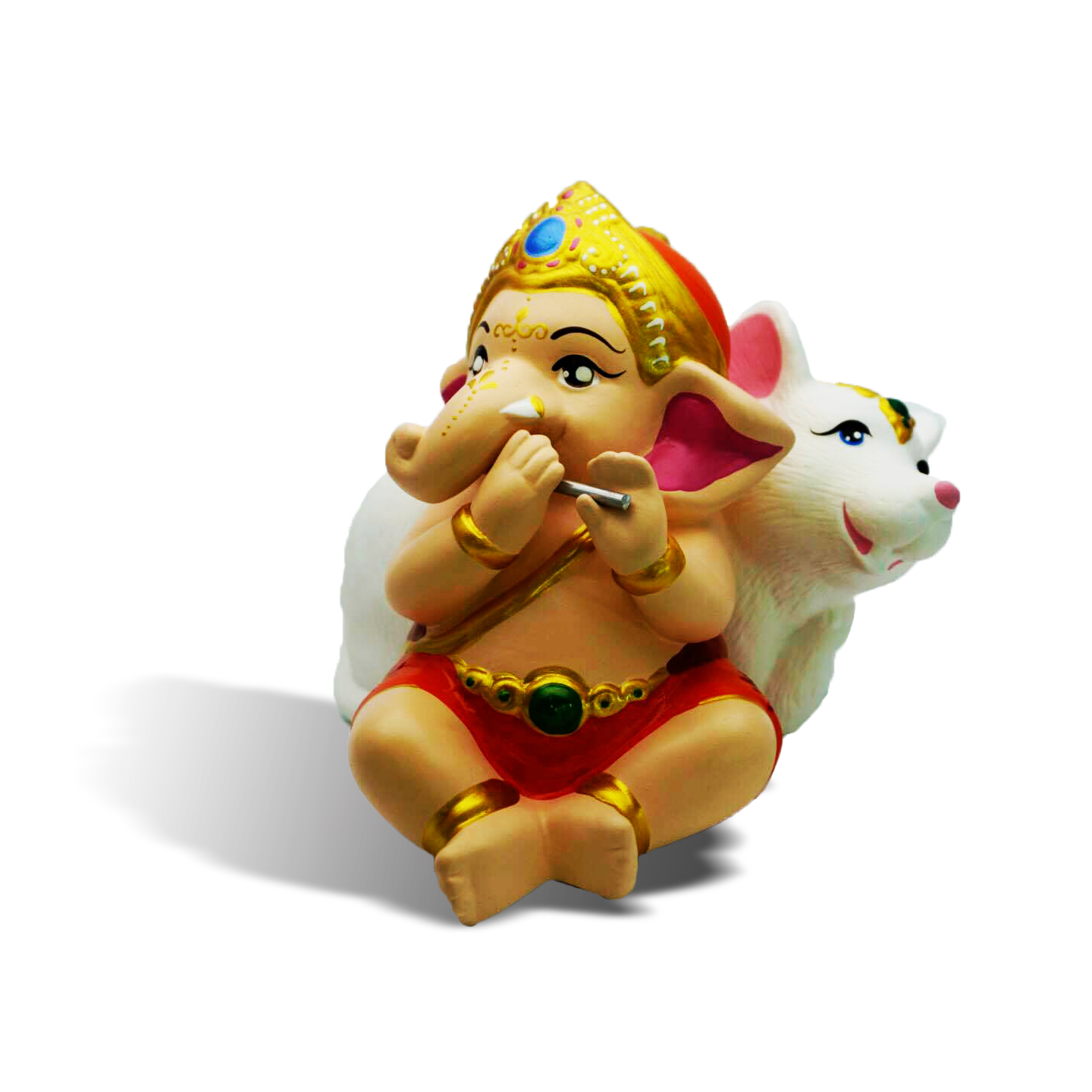 Ganesha and Krauncha (A)