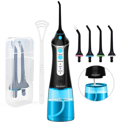 Nicefeel FC159 Gray Portable Water Flosser