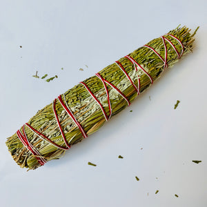 SAGE, JUNIPER & SWEETGRASS SMUDGING BUNDLE
