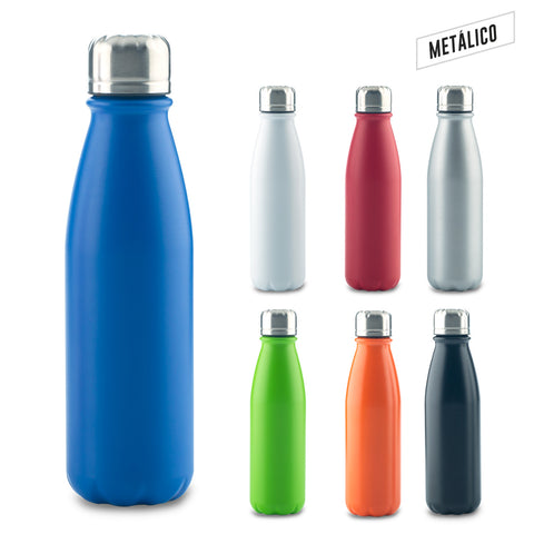 Botilito Metalico Hans 600ml