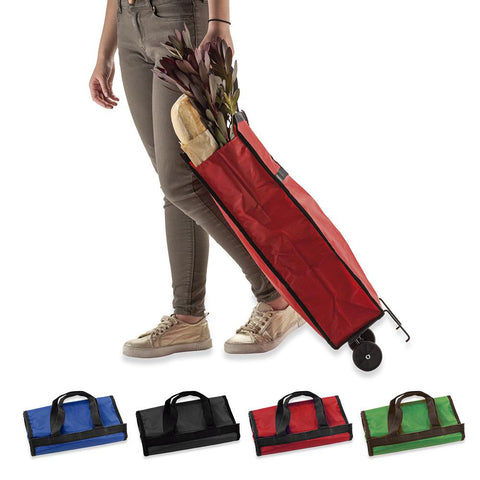 Carrito Shopping Bag Plegable