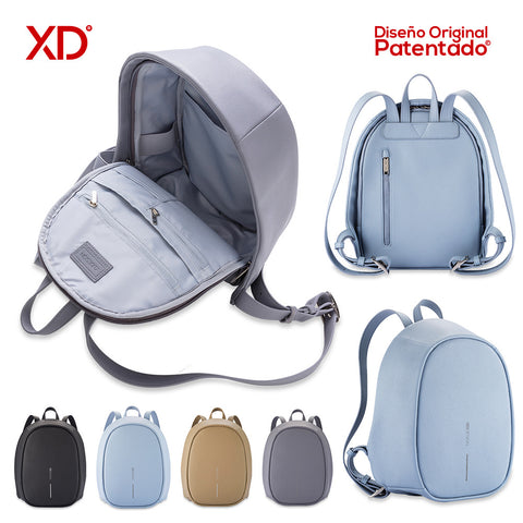 Morral Backpack Antirrobo Bobby Elle