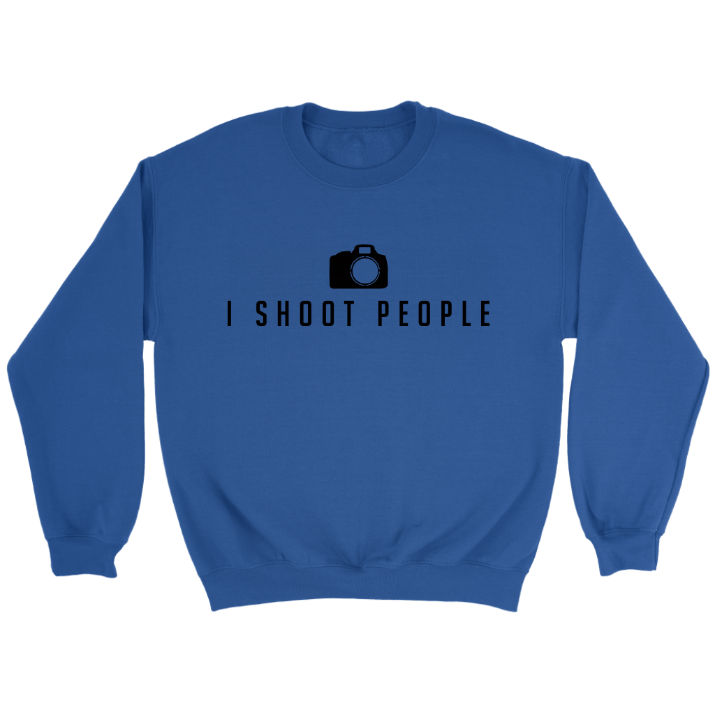 I Shoot People Sweater