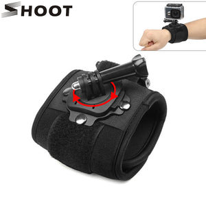 Hand Wrist Strap for GoPro Hero 5 6 3 4 Session Xiaomi Yi 4K Lite SJ4000 H9
