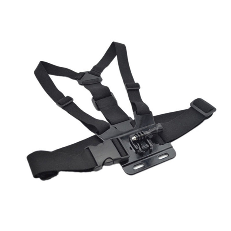 4K Action camera Chest Mount Harness for Go Pros