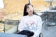 Love Me More Sweatshirt Ver.1 (Ivory)