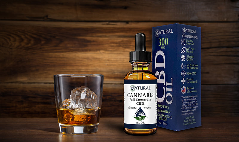 CBD and Alcohol: Should they Mix?