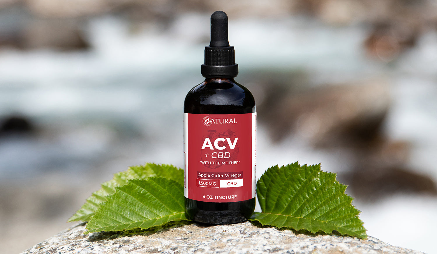 What are the benefits of CBD and apple cider vinegar?