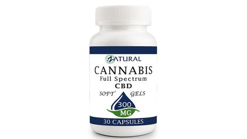 hemp cbd softgels from zatural.com for sale online USA.