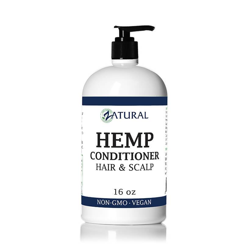 Hemp Oil Shampoo & Conditioner