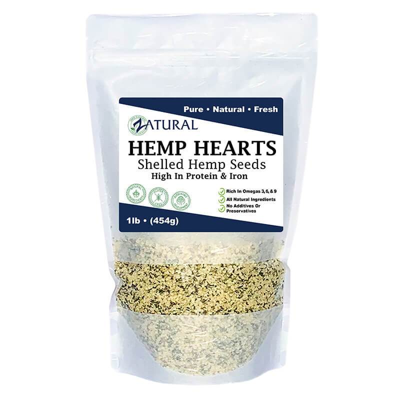 Hemp Hearts Recipes