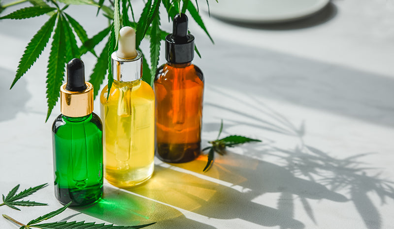 CBD oil tinctures in line. Why is CBD oil so expensive?