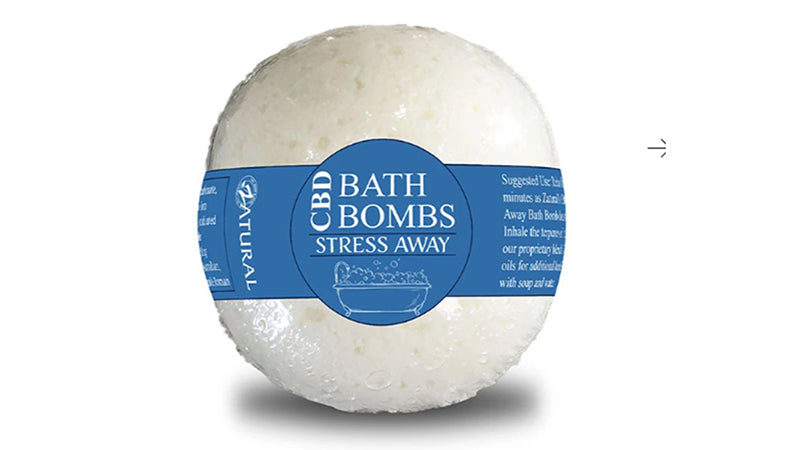 CBD bath bombs for sale online.