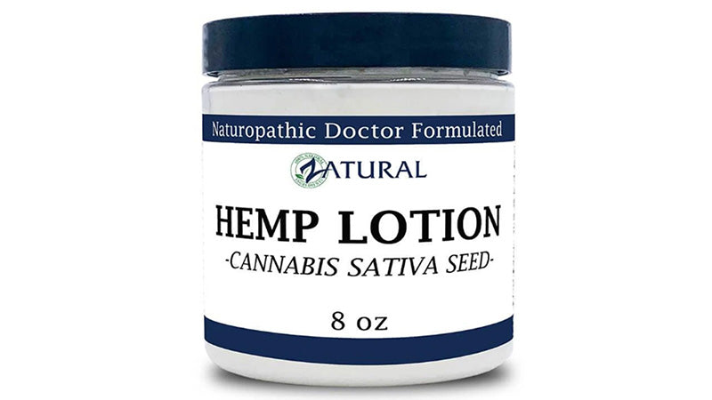 cannabis hemp lotion no THC from zatural.com. uses for hemp oil. How do you use hemp oil?
