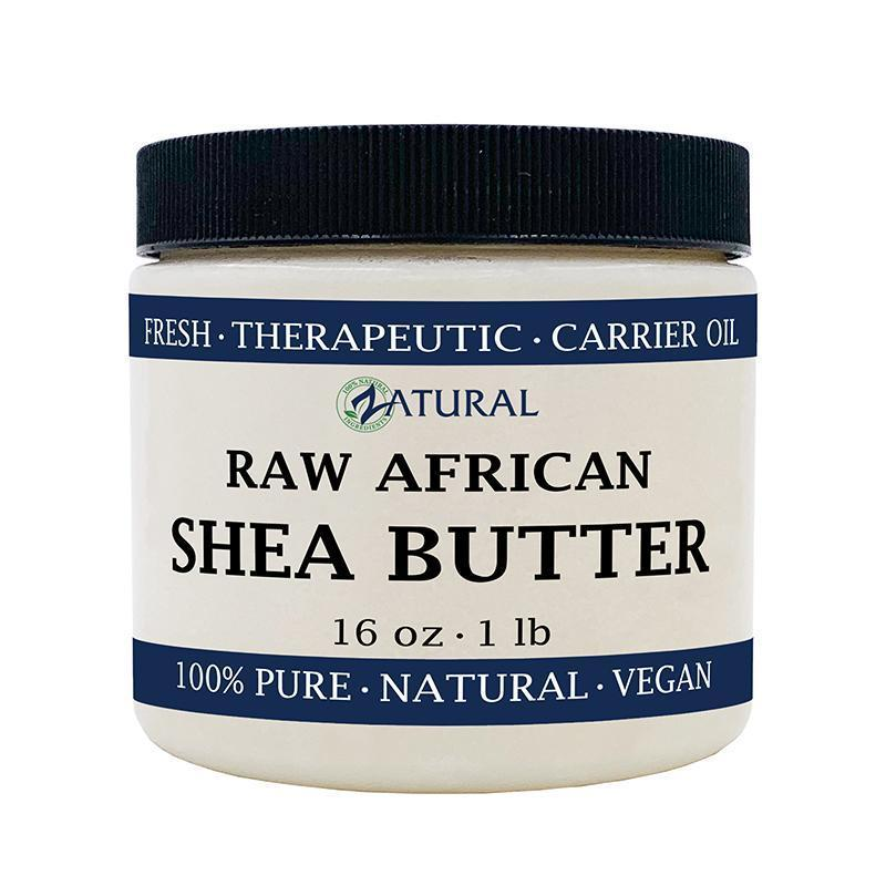 Zatural.com Therapeutic Oil 1 lb Shea Butter - Raw African