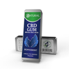CBD Peppermint Gum two pack