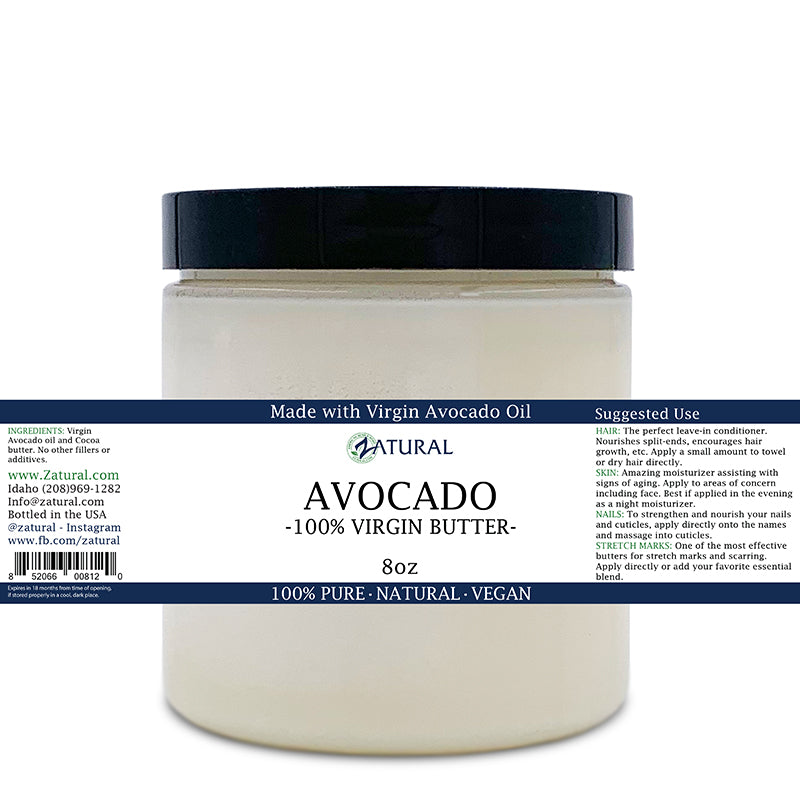 Avocado Butter - 100% Organic