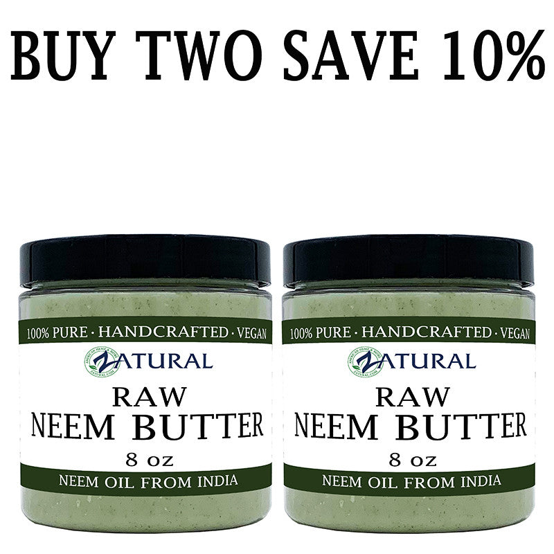 Neem Butter | Organic Neem Oil from India