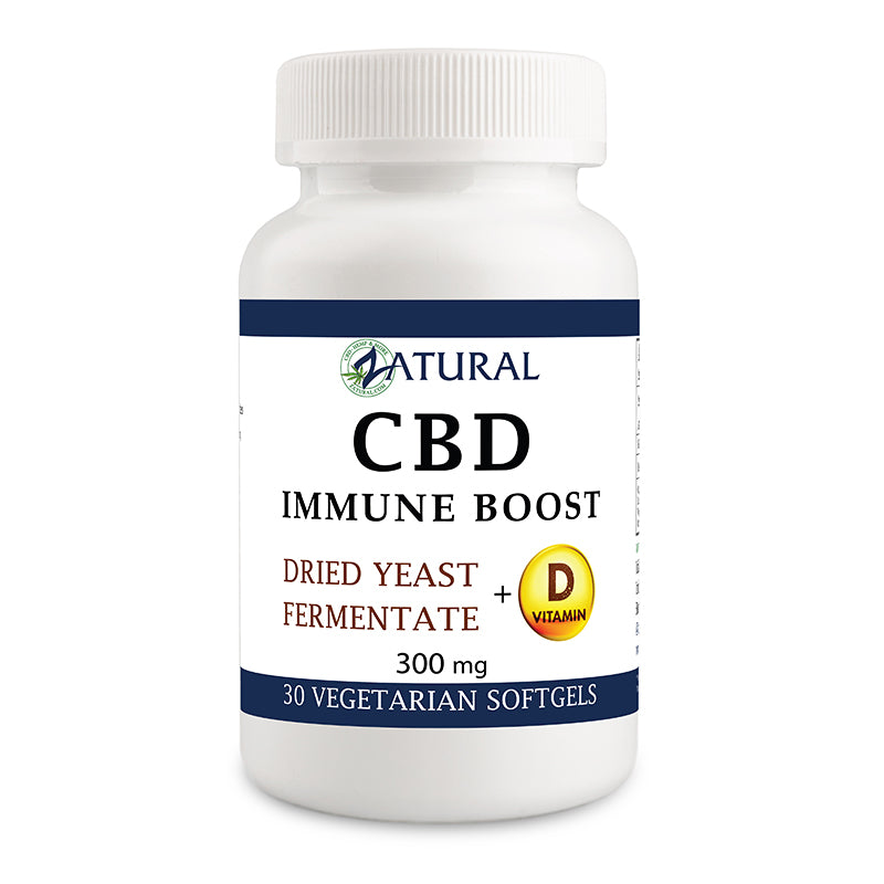 CBD Immune Boost Softgels 300mg