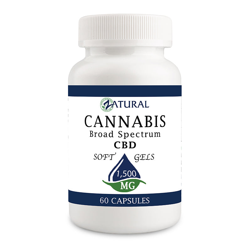 CBD Softgels 1500mg