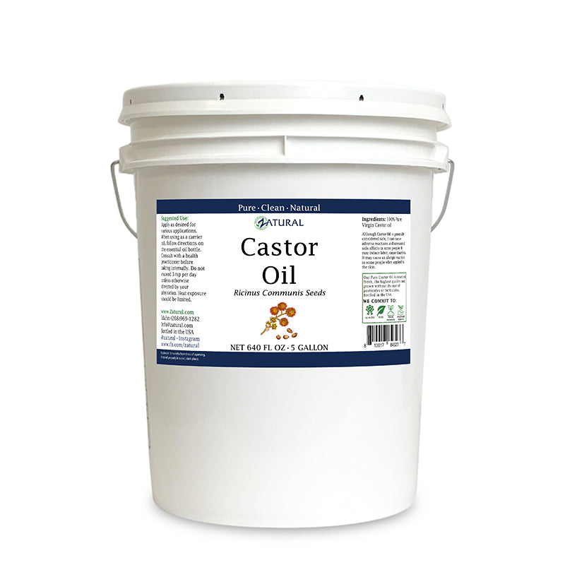 5 Gallon Castor Oil
