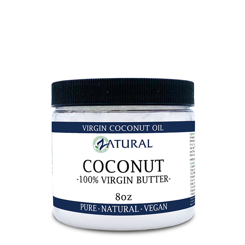 8oz Coconut Butter
