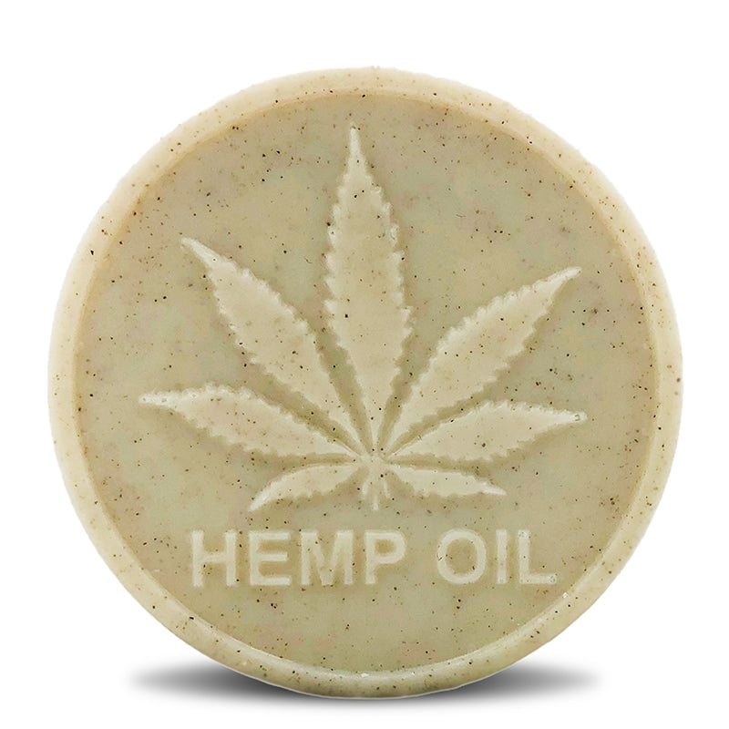 Zatural Organic Hemp Soap