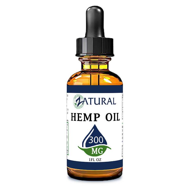 Hemp Oil Drops