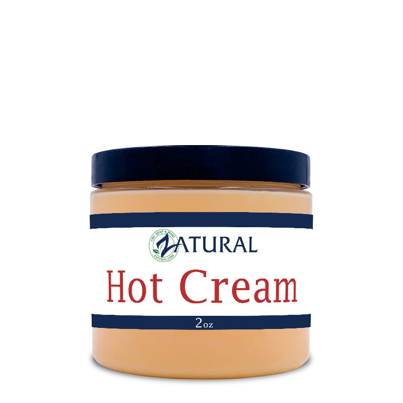 Hot Cream | Muscle & Joint Cream