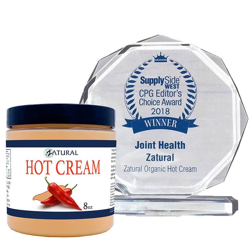 Award winning Hot Cream